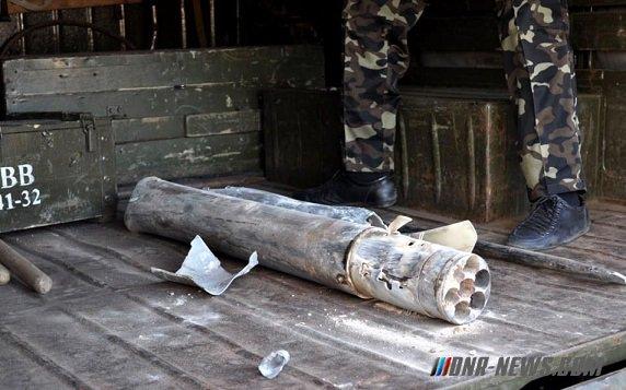 Территории ДНР и ЛНР подверглись ночным обстрелам