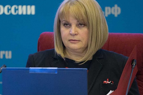 Элла Памфилова призвала изменить норму о «муниципальном фильтре»