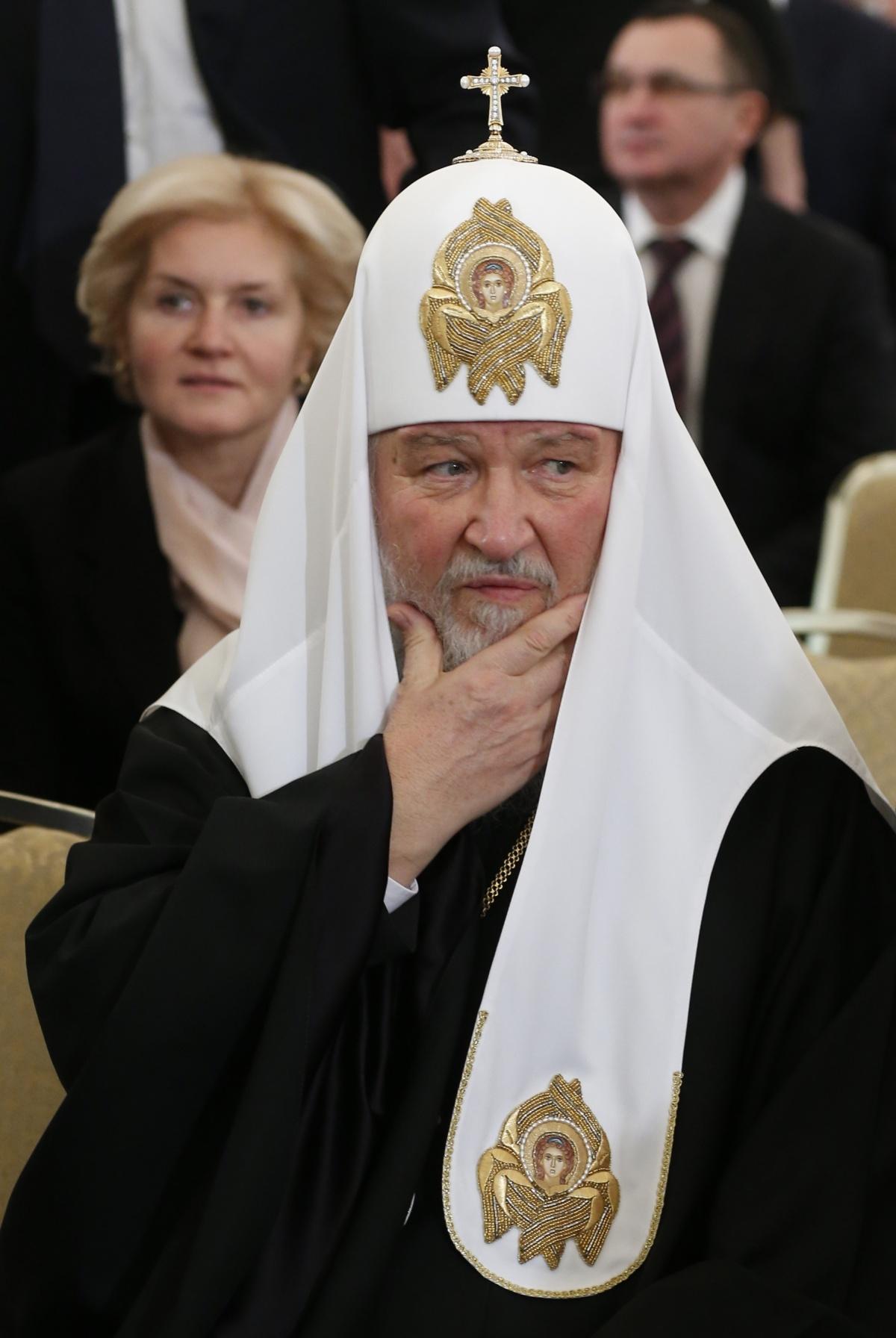 Патриарх подписал петицию о запрете абортов