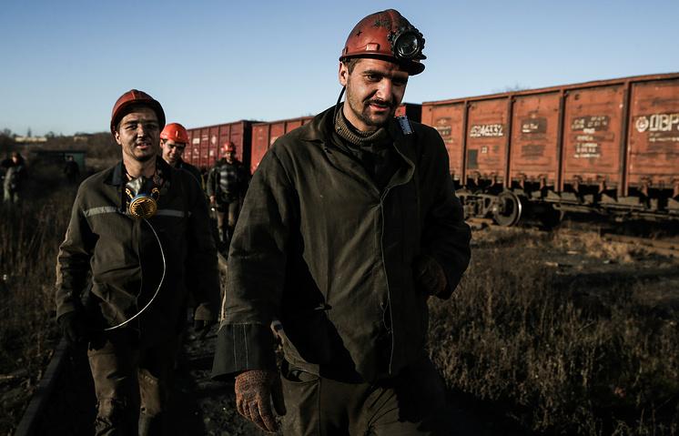 В ДНР добыли 7 млн тонн угля