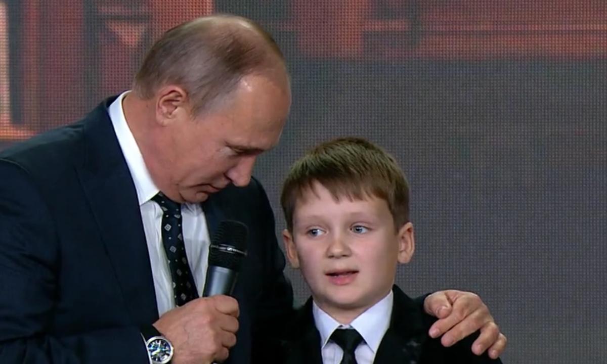 Путин заявил о бесконечности российских границ
