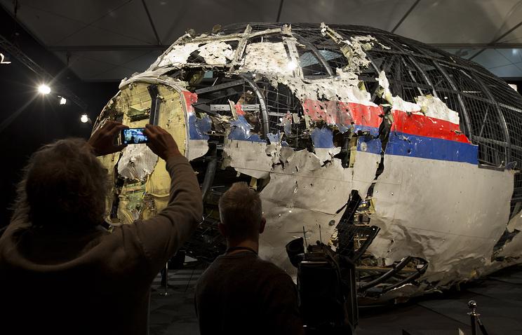 ВЦИОМ: россияне не верят в причастность России к крушению Boeing в Донбассе