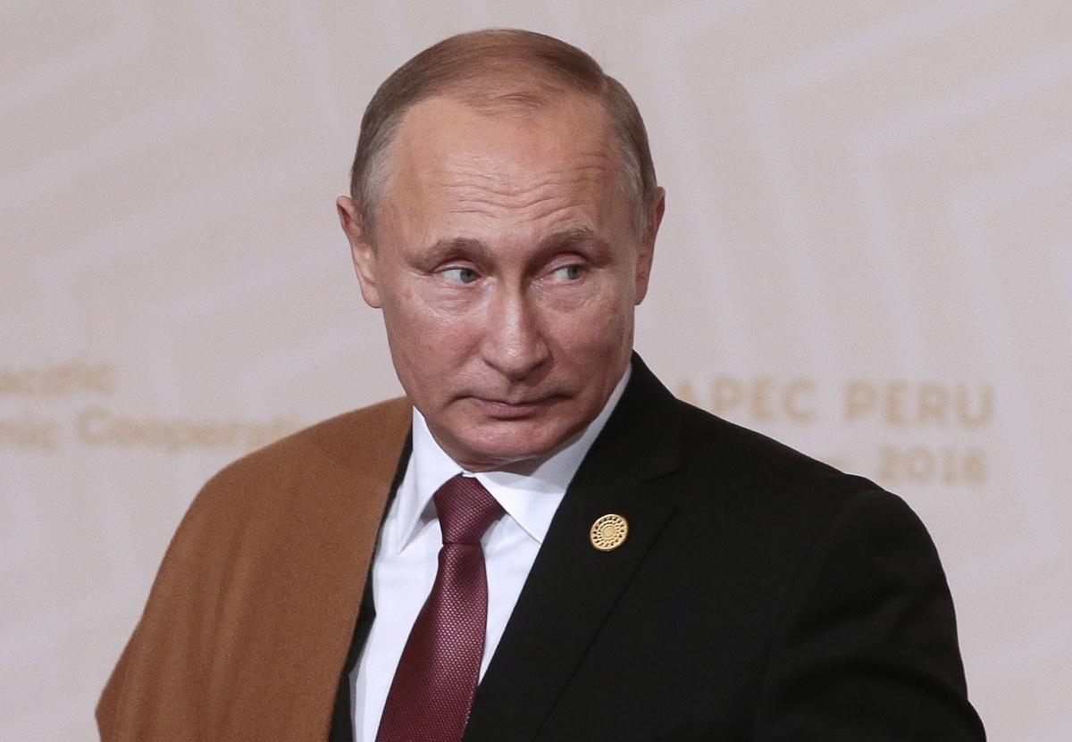 Путин назвал «печальным фактом» арест Улюкаева