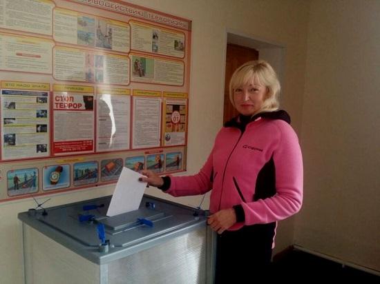 На востоке России явка меньше чем в 2011 году