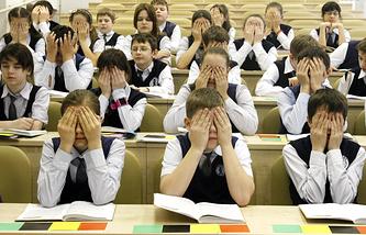 Эксперты: Система образования в России хронически больна