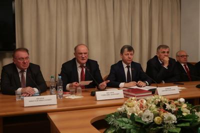 В Госдуме подвели итоги общественной дискуссии о Великом Октябре