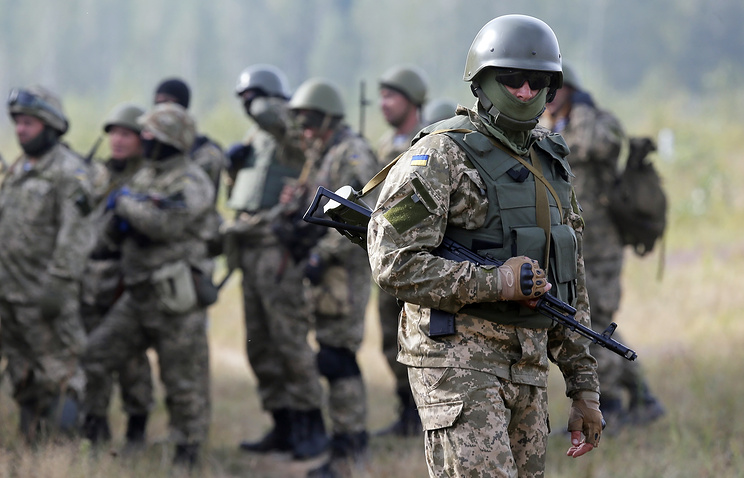 СМИ: Немецкие политики спорят о поставках оружия украинской армии