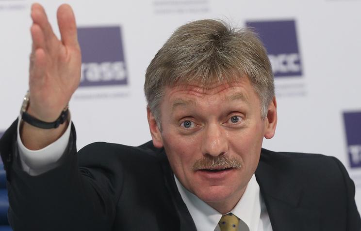 Песков дал совет участникам «тракторного марша на Москву»