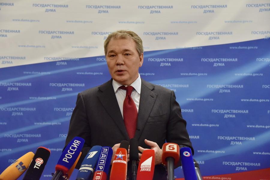 Леонид Калашников: Выход из соглашения по оружейному плутонию повысит обороноспособность России