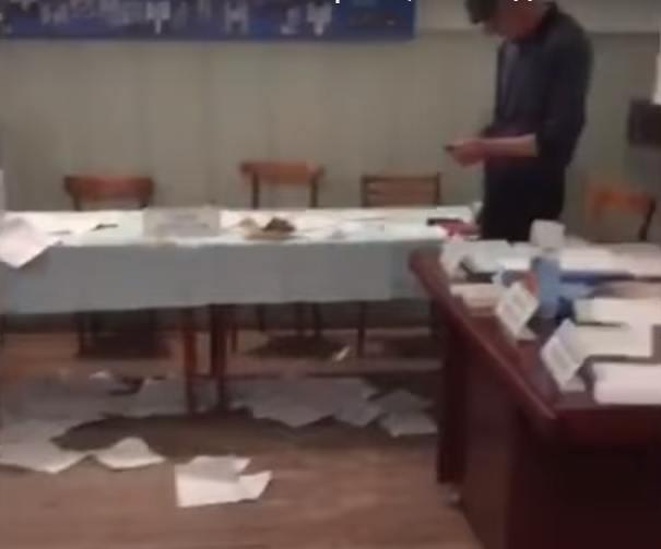Выборы на одном из участков в Дагестане признаны недействительными