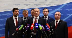 Геннадий Зюганов: Американцы бросили России военный вызов