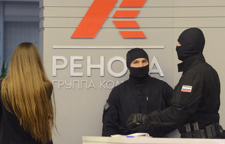 СК проводит обыски в холдинге «Ренова» по делу о взятках на 800 млн рублей