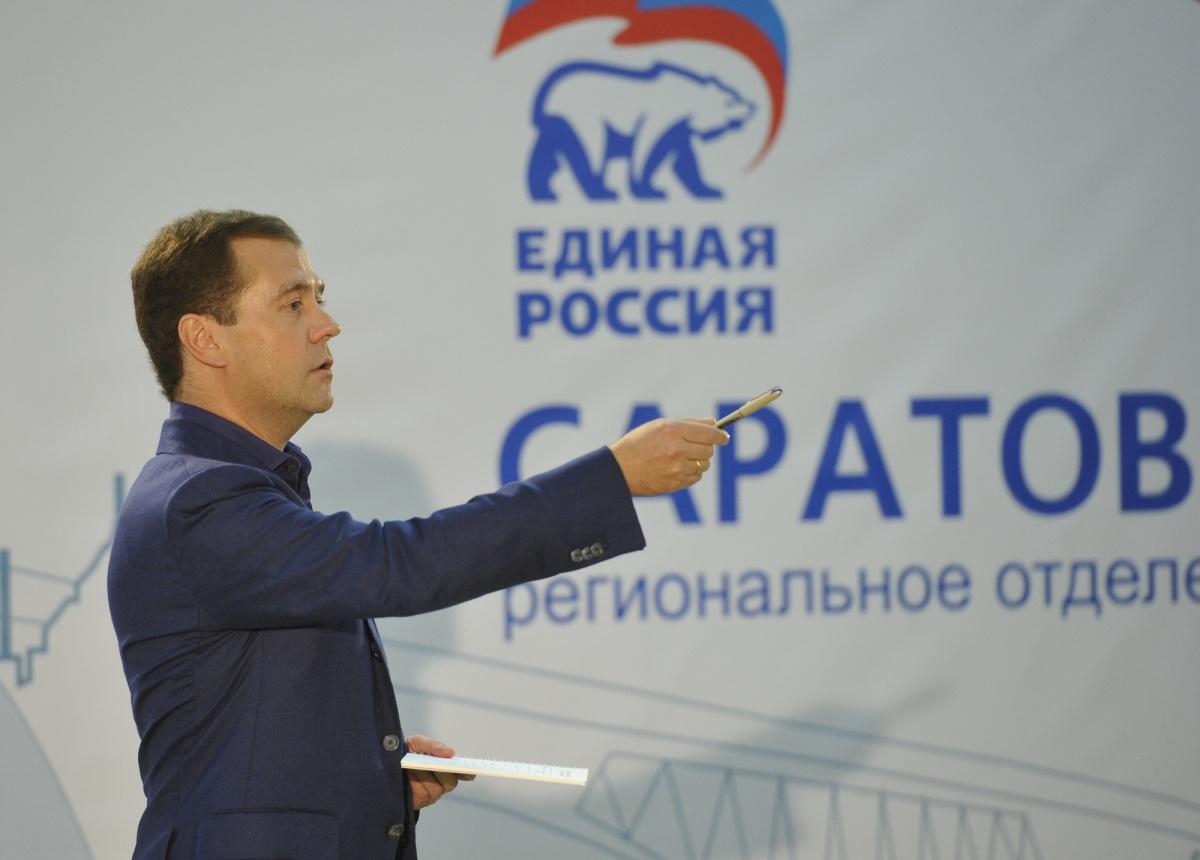 Саратовский избирком объяснил 62,2% голосов  на 100 участках за «Единую Россию» случайным совпадением