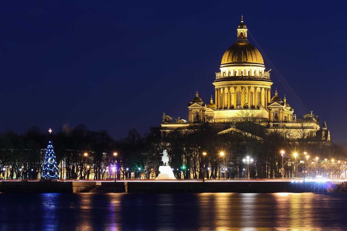 Губернатор Петербурга хочет передать Исаакиевский собор РПЦ