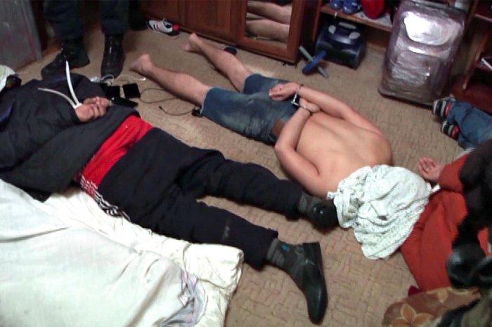 В Москве и Петербурге в выходные задержаны террористы. Подробности
