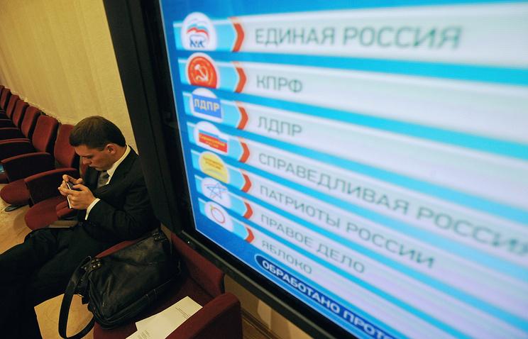 Партии потратили более двух миллиардов рублей на избирательную кампанию