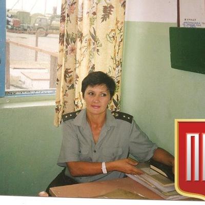 Галина Ушакова
