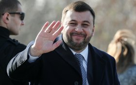 Новый глава ДНР назвал главной задачей республики «интеграцию в Россию»