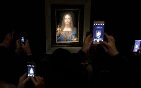 Миллиардер Дмитрий Рыболовлев продал картину да Винчи за 400 млн долларов