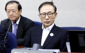 Суд приговорил экс-президента Южной Кореи к 15 годам за коррупцию