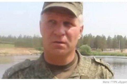 Российский офицер погиб в Алеппо