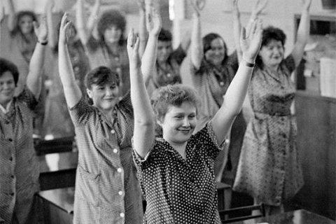Депутаты Госдумы будут делать перерывы на производственную гимнастику