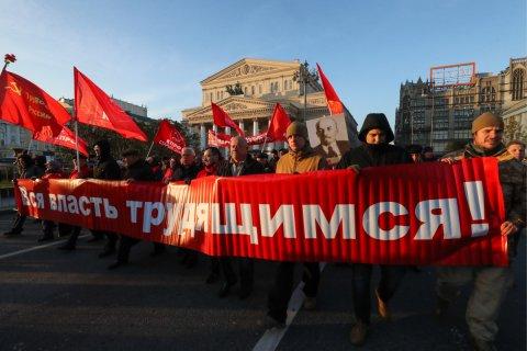 Опрос: Треть россиян считает, что власти препятствуют социальной справедливости в обществе