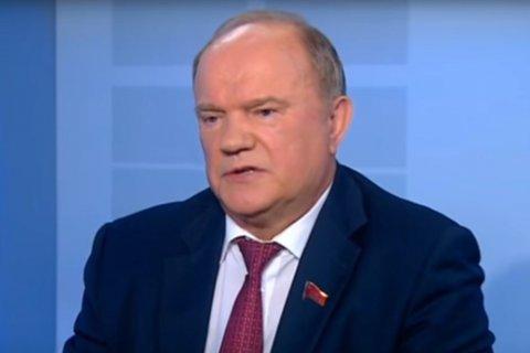 Геннадий Зюганов представит Путину законопроект о бесплатном молоке для школьников