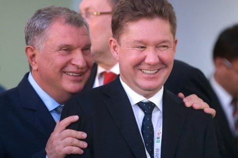 Десять членов правления Роснефти получают за год столько, сколько 25 600 российских пенсионеров