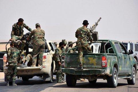В Сирии назвали агрессией присутствие в стране американских военных без согласования с Дамаском