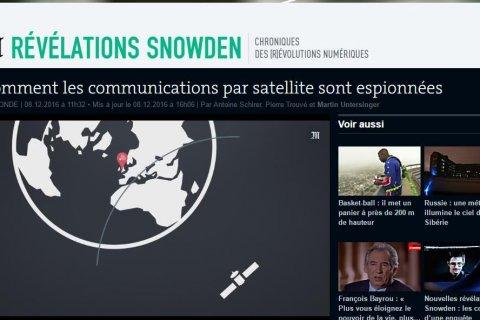 Le Monde: Говорите громче – вас подслушивают!