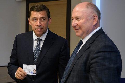 Избирательный фонд единороссовского кандидата в губернаторы Свердловской области в 4 раза превышает фонды всех остальных кандидатов, вместе взятых