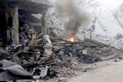 Четверо российских советников погибли в Сирии
