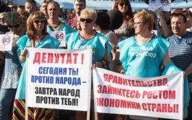 Кто «сливает» Путина? Статья Сергея Удальцова