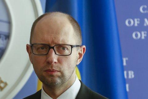 Яценюк попросил западных лидеров: – «Пожалуйста, не бросайте нас»