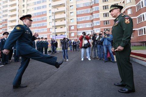 Росгвардия объявила тендер на закупку хрустальных погонов для генералов