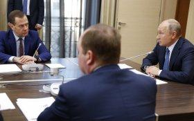 «Что там в реальной жизни»? Путин поручил Медведу узнать, выросли ли налоги для россиян