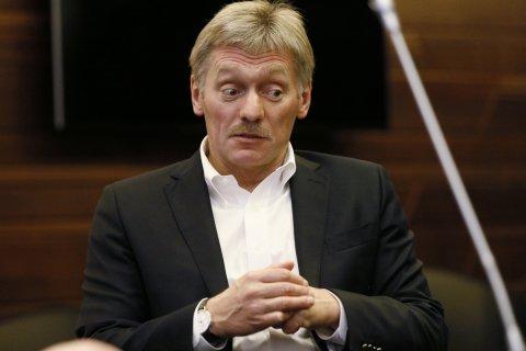 Песков раскритиковал слова главы ДНР о силовом «освобождении» Донбасса