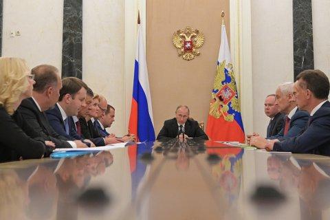 СМИ узнали о двухэтапном выдвижении Путина на президентские выборы