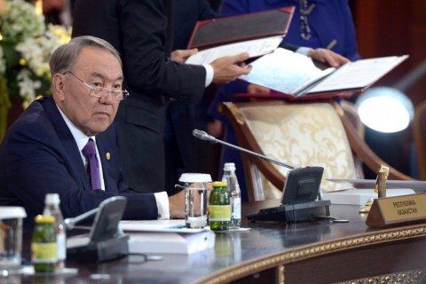 Астану предложили переименовать в Нурсултан или Назарбаев