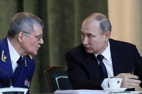 Генеральный прокурор Юрий Чайка выступил за создание единого СК РФ по модели ФБР