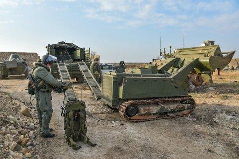 Шойгу: Серийные боевые роботы примут на вооружение в этом году