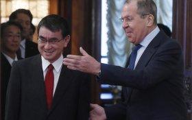 Лавров объявил о начале переговоров по мирному договору с Японией