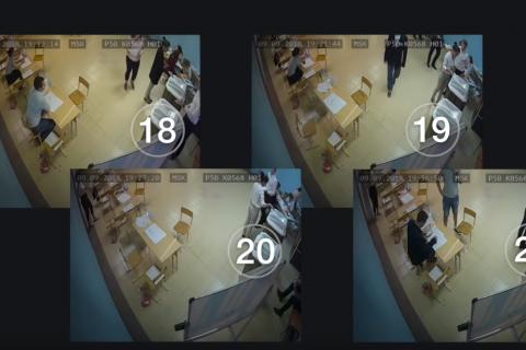 СМИ представили доказательства массовых вбросов на выборах губернатора Подмосковья