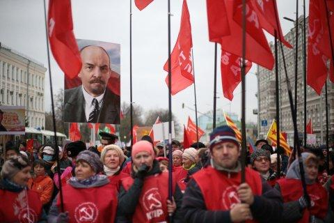 Президиум ЦК КПРФ потребовал прекратить истерию и вернуть выборы в нормальное русло