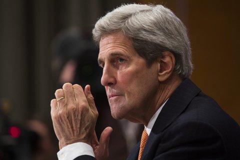 Керри: Европа продлит антироссийские санкции из-за попытки России повлиять на президентские выборы в США