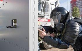 Росгвардия получит десять «гуманных» бронированных комплексов «Стена» для разгона протестующих
