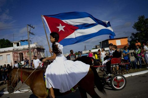 Россия выделит Кубе кредит в 38 млн евро на военные нужды
