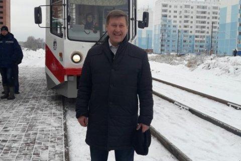 В Новосибирске запустили первый за 40 лет новый трамвайный маршрут
