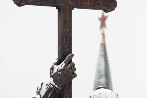 Опрос: большинство россиян положительно относятся к установке памятника князю Владимиру